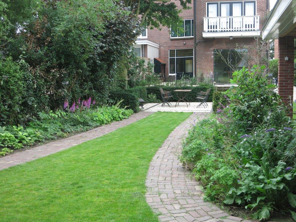 Ontwerp voor tuin de bilt omgeving utrecht for Eenvoudige tuinontwerpen